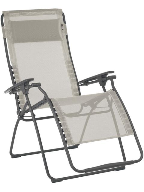 Lafuma Mobilier Futura XL Campingstol Batyline beige/grå